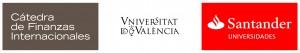 LOGO Cátedra Finanzas Internacionales Santander-UV