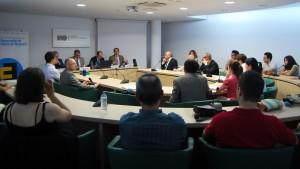 Clausura Programa Creación de Empresas en ADEIT 2012
