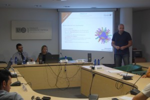 Microencuentro redes sociales - Alumni CCE en ADEIT