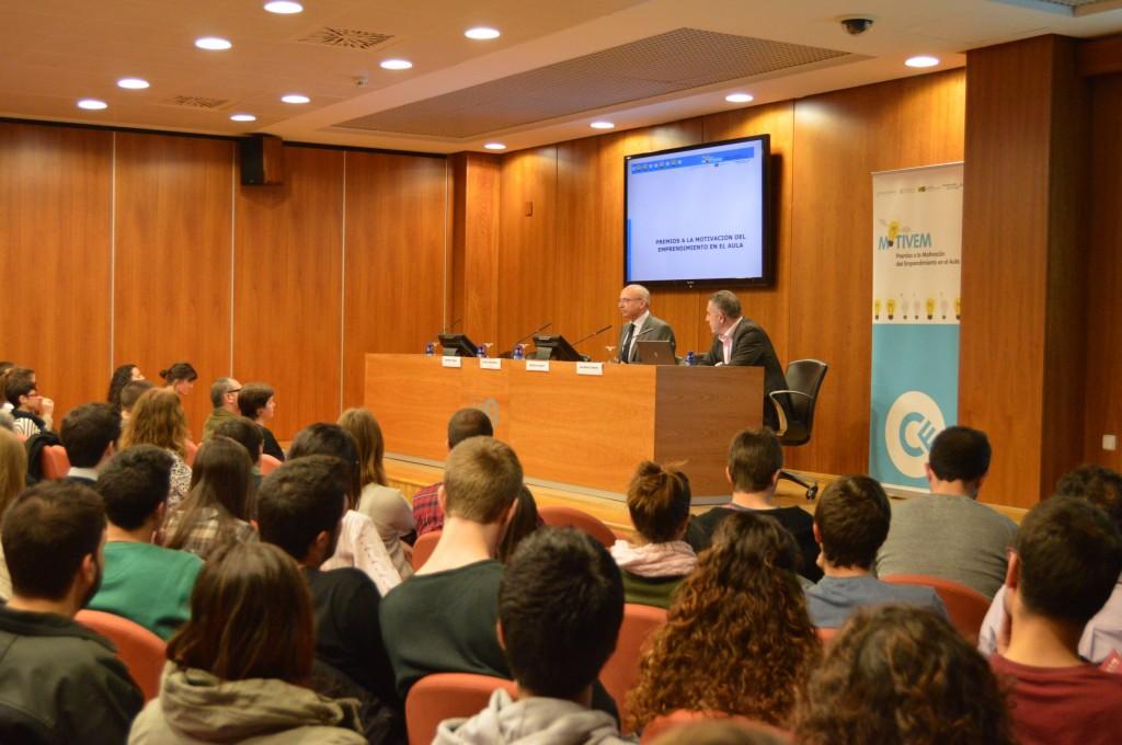 Sesiones premios MOTIVEM en ADEIT