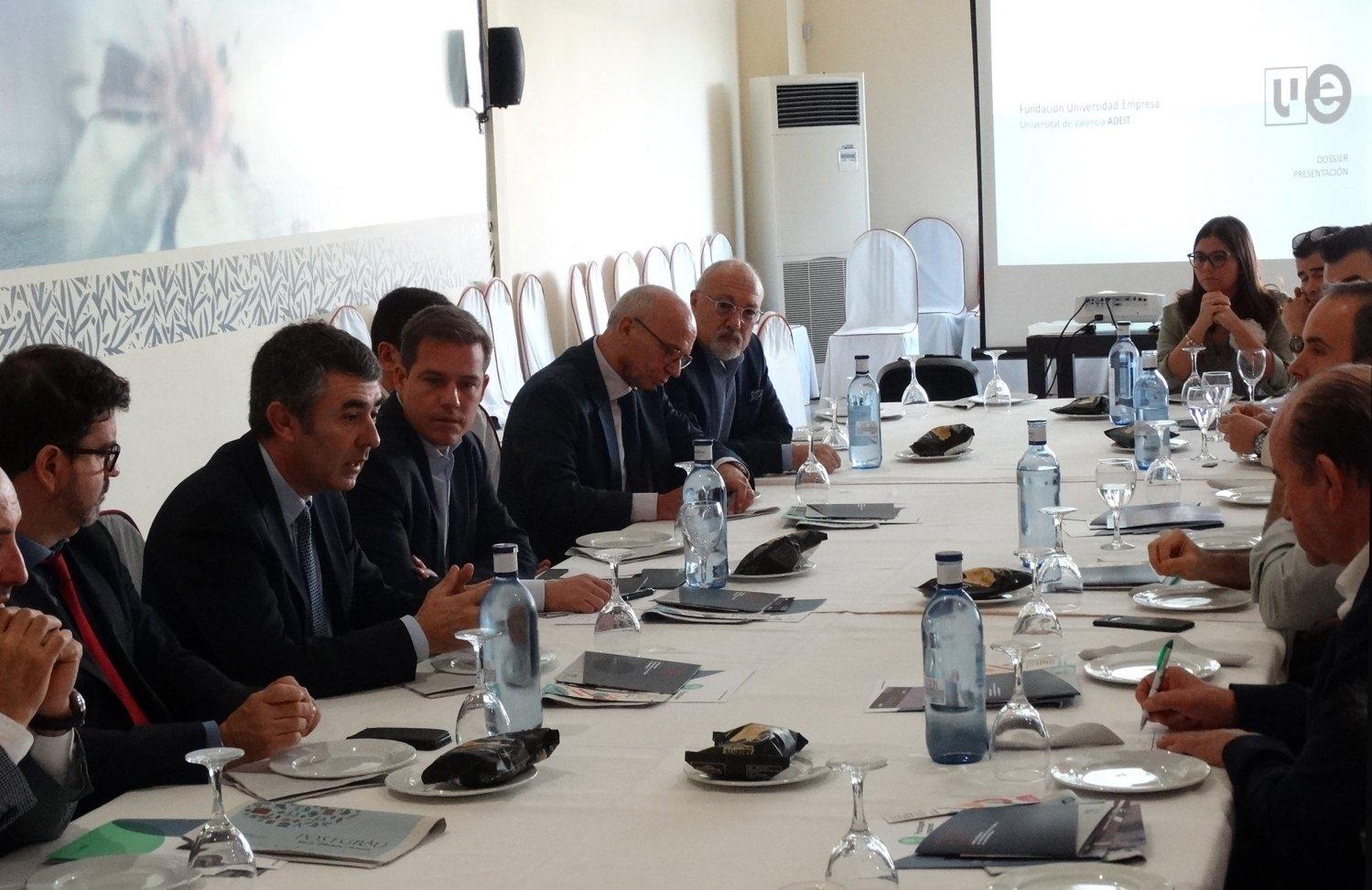 Reunión Ayuntamiento Xàtiva